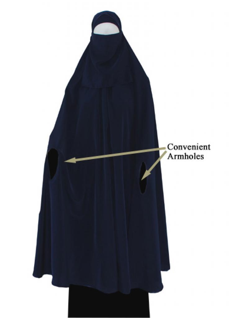 Khimar and Niqab set ni142
