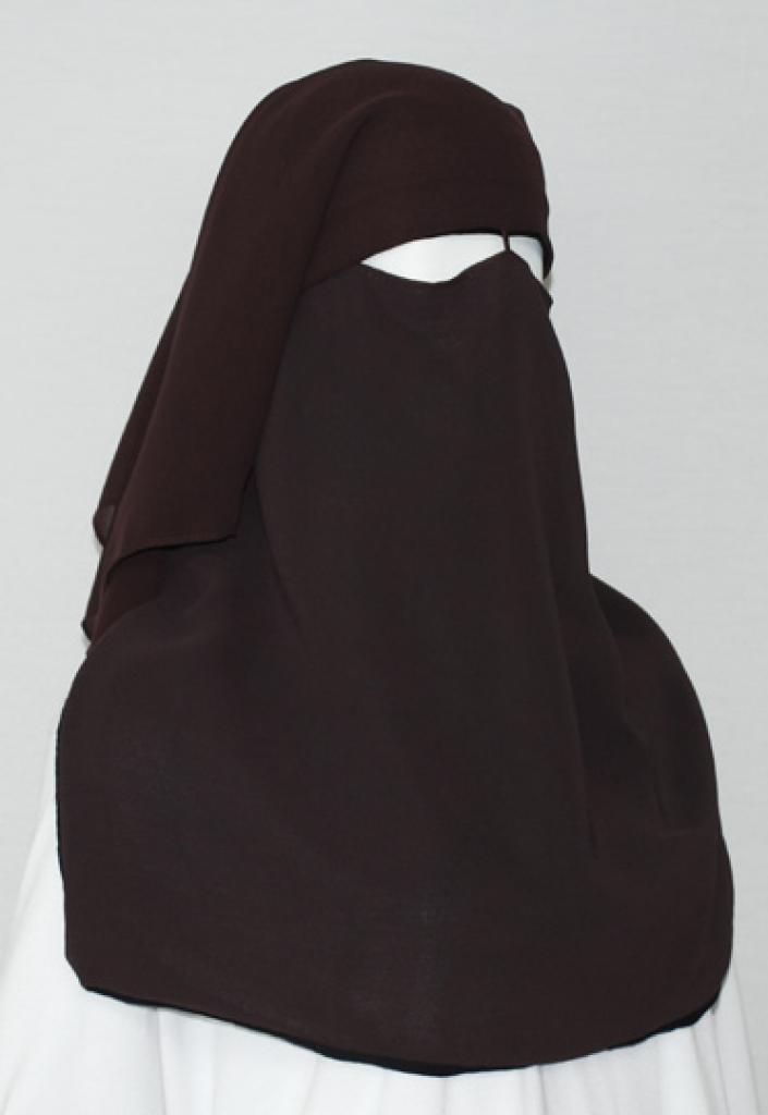 Multi-layer X-Long Saudi Burqa ni146