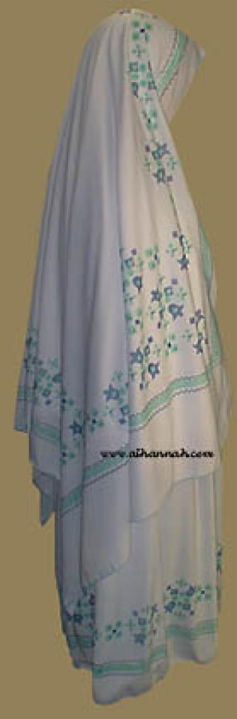 Cross Stitch Style Print Prayer Outfit  ps306