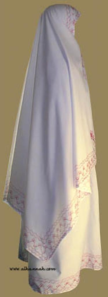 Embroidered Prayer Outfit  ps311