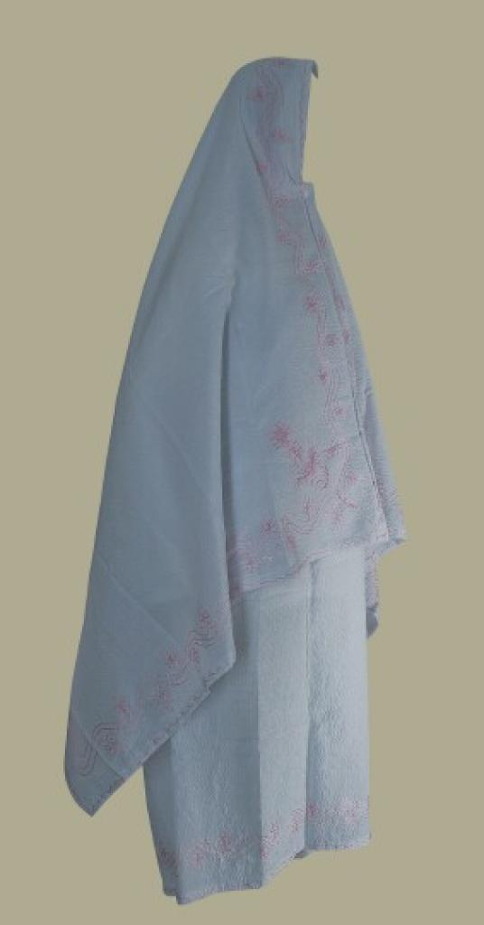 Embroidered Prayer Outfit  ps325