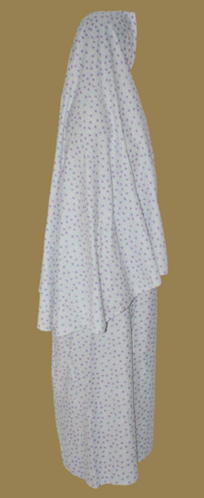 Printed Prayer Outfit   ps335
