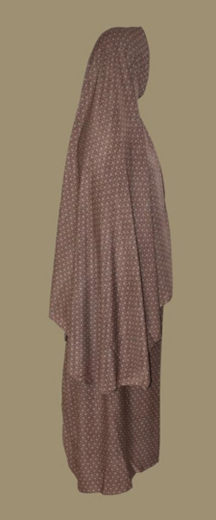 Printed Prayer Outfit  ps338