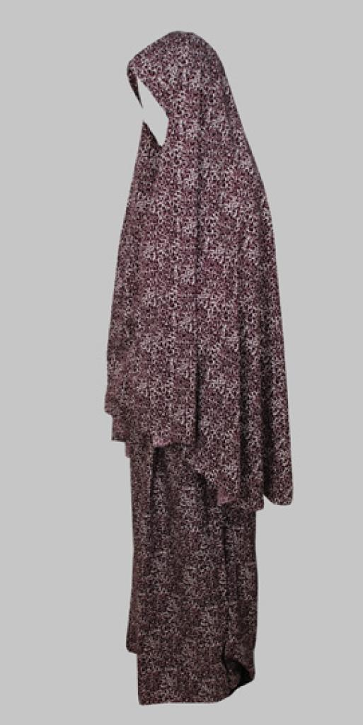 Printed Prayer Outfit ps346