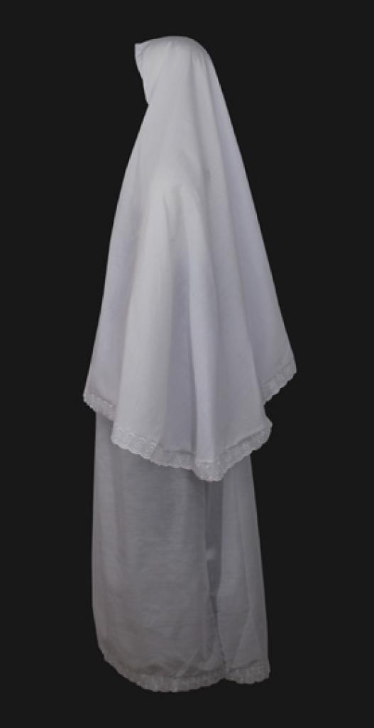 Cotton Blend Prayer Outfit ps348