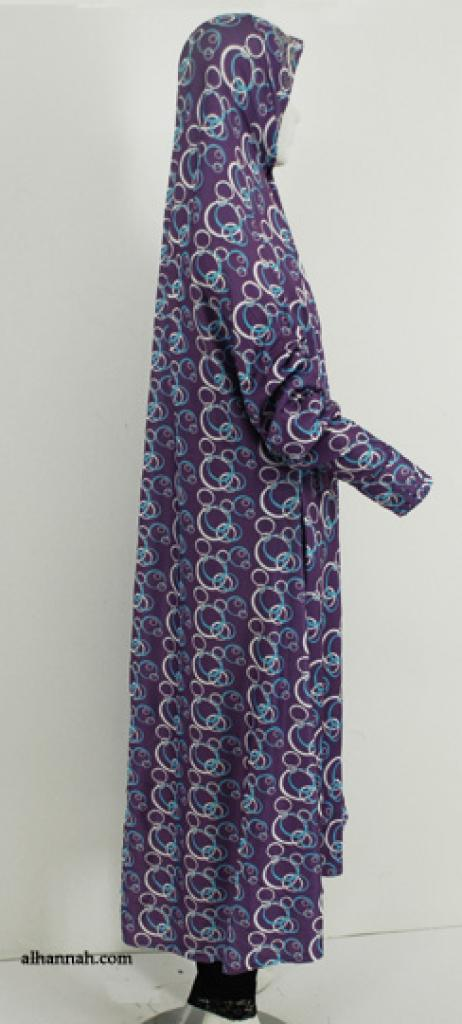 Deluxe One Piece Printed Prayer outfit ps353