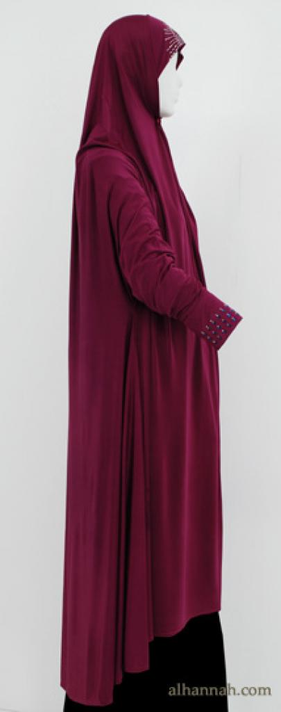 Premium Quality Solid Color Prayer Outfit  ps362