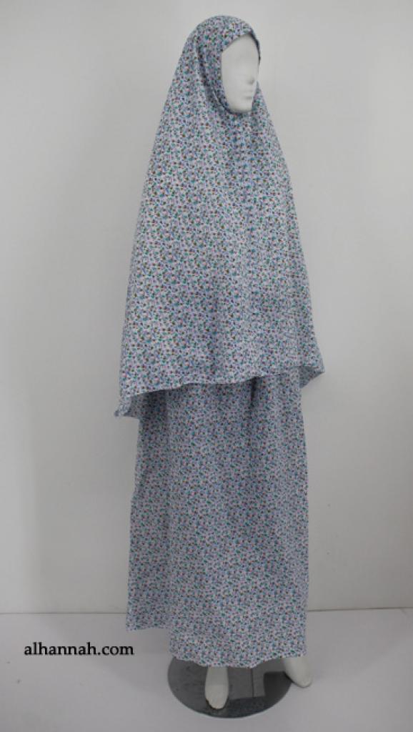 Girls Cotton Blend Prayer Outfit ps372
