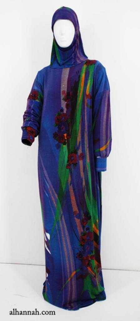 One Piece Lycra Prayer Outfit  ps380