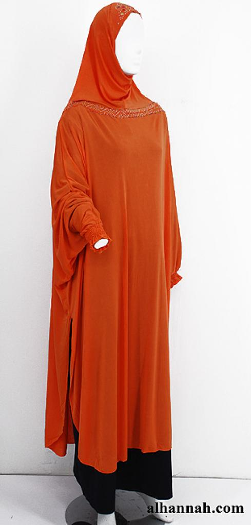 One Piece Lycra Prayer Outfit ps381