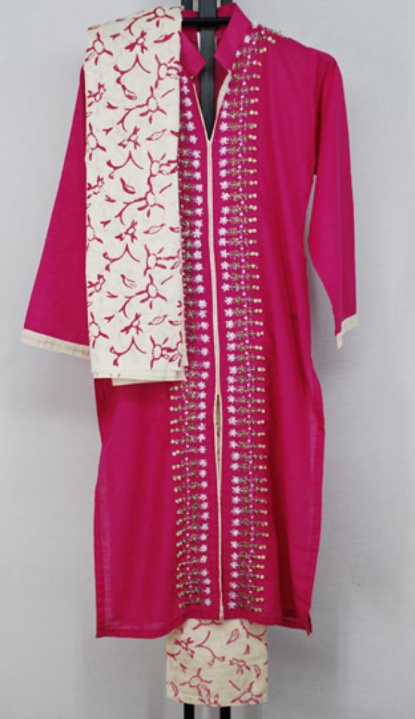 Petite Embroidered Salwar Kameez sk1116