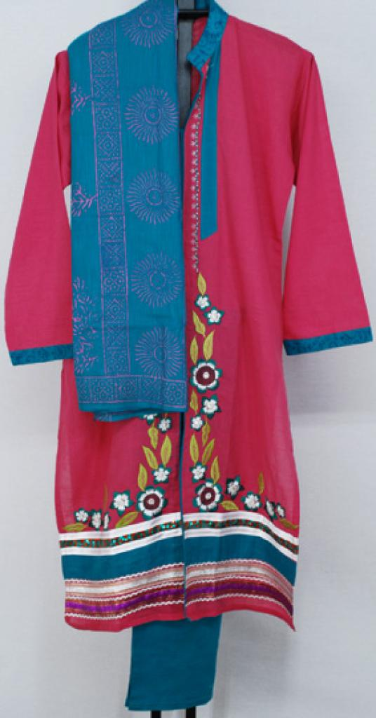 Petite Embroidered Salwar Kameez  sk1117