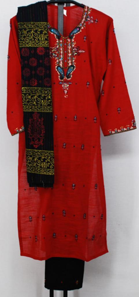 Petite Embroidered Salwar Kameez  sk1119