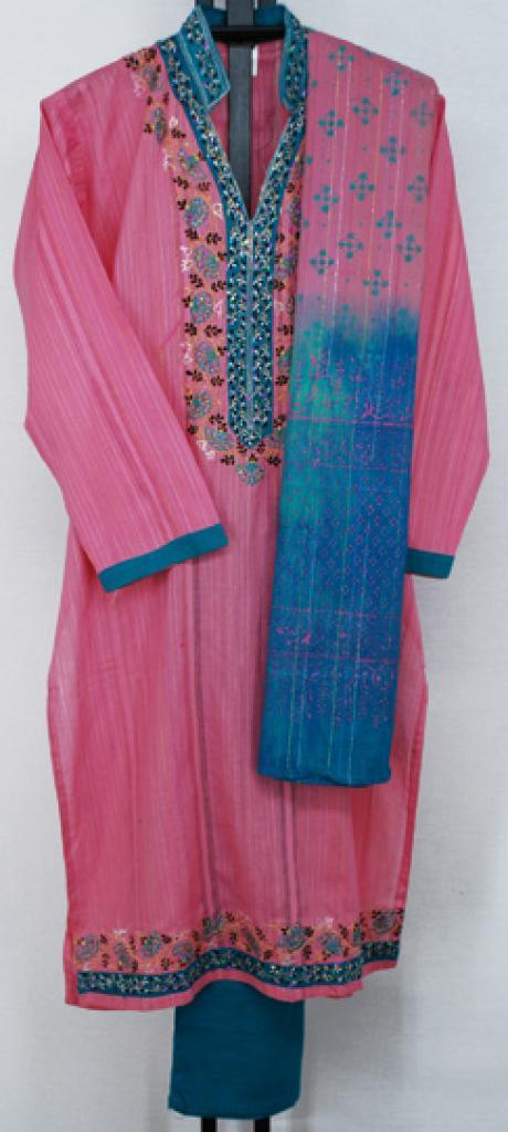 Petite Embroidered Salwar Kameez  sk1121