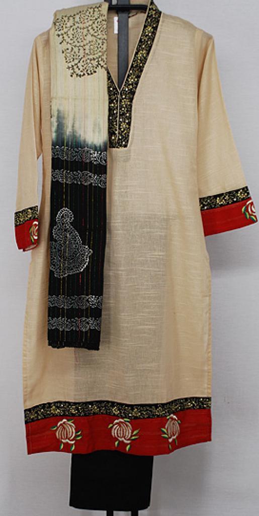 Petite Embroidered Salwar Kameez  sk1122