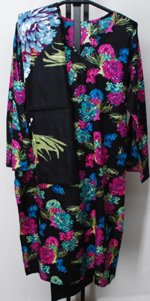 Garden Blossom Print Cotton Salwar Kameez  sk1143