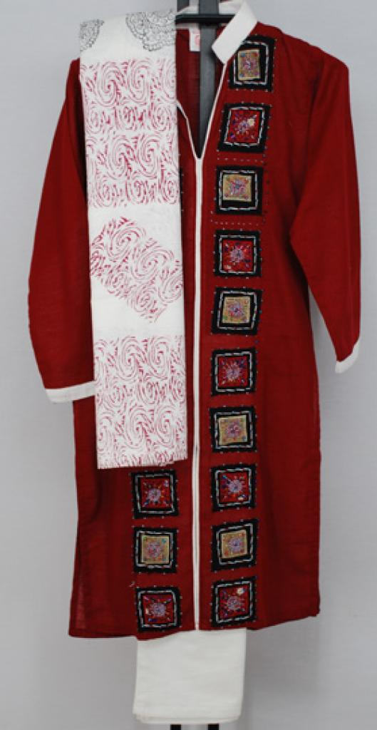 Petite Embroidered Salwar Kameez  sk1147
