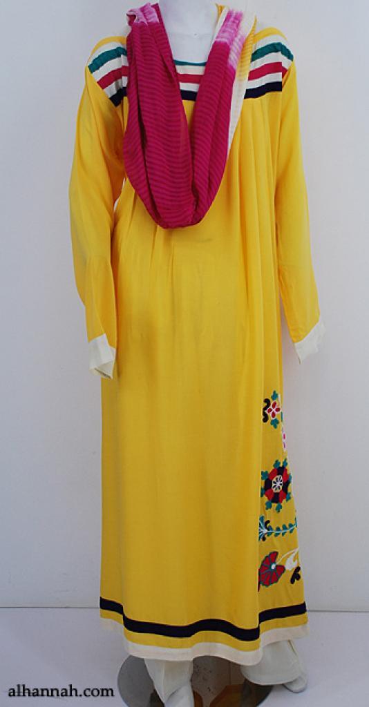 Premium Embroidered Rayon-blend Salwar Kameez sk1180