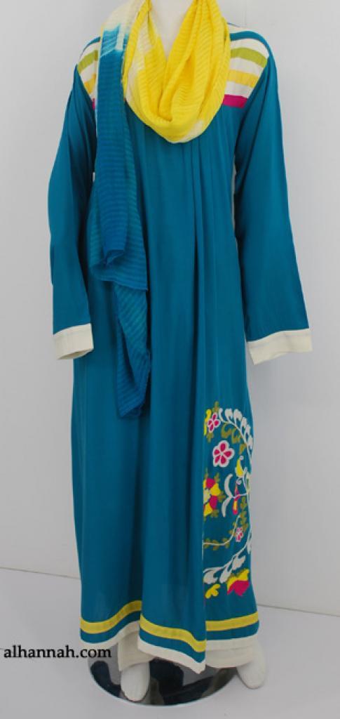 Premium Embroidered Rayon-blend Salwar Kameez sk1181