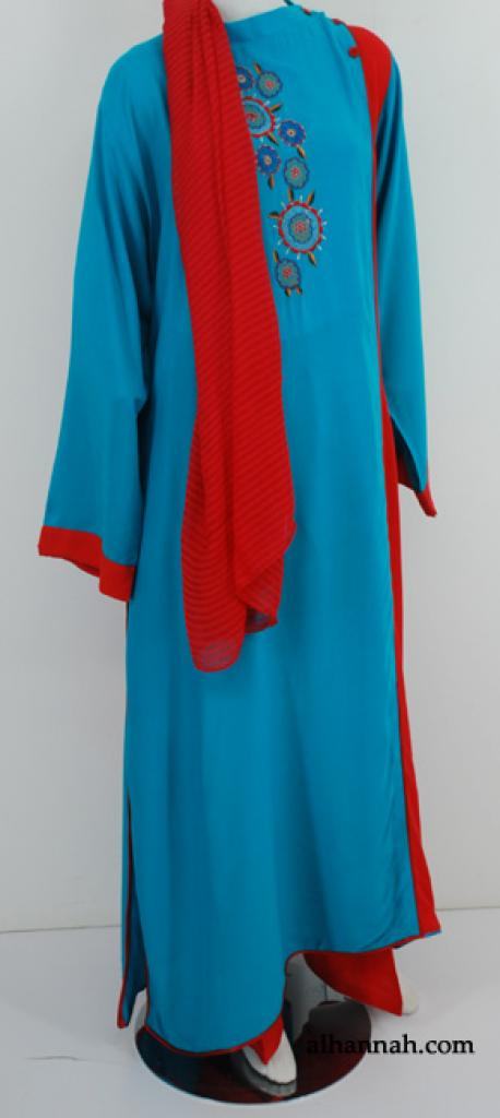Premium Embroidered Rayon-blend Salwar Kameez sk1188