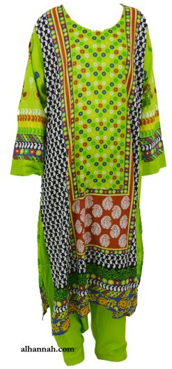 Naima Salwar Kameez - Deluxe Lawn Cotton sk1217