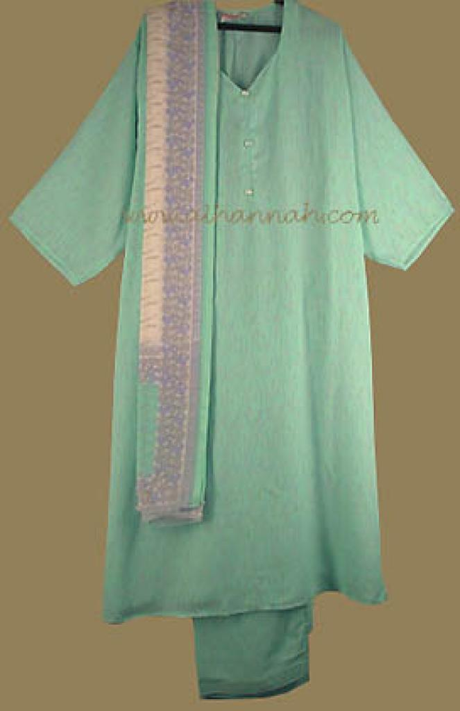 Plus Size Salwar Kameez sk473