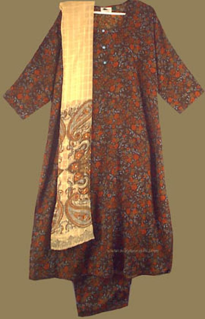 Traditional Floral Salwar Kameez sk519