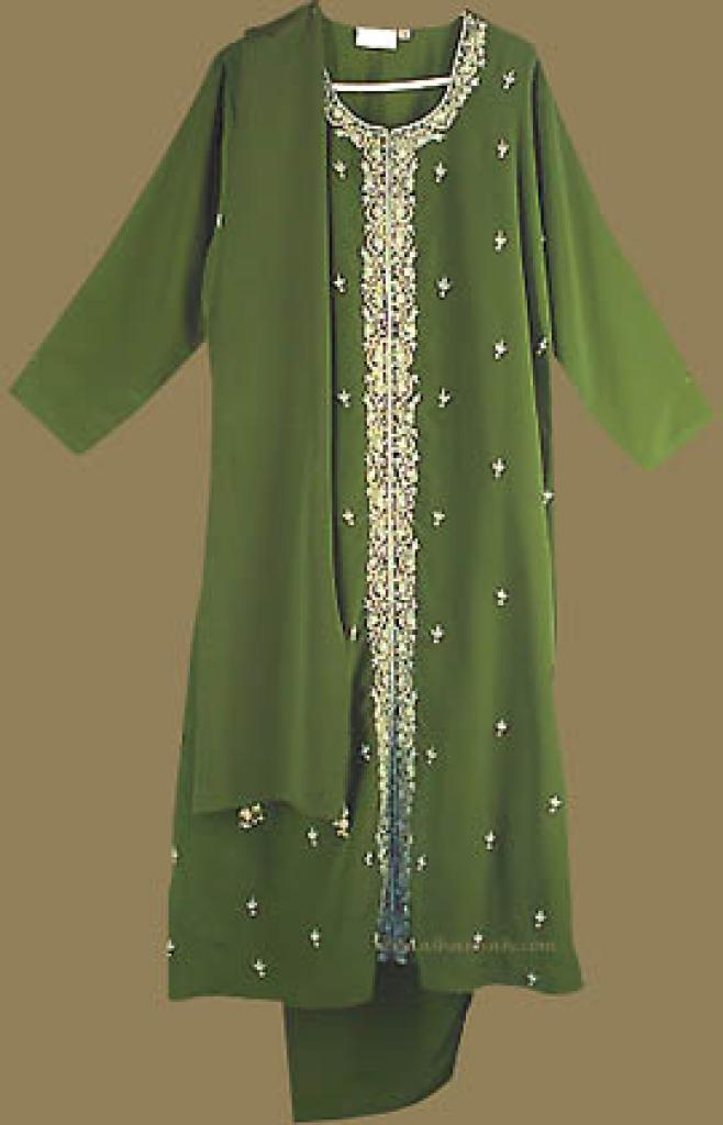 Embroidered Salwar Kameez sk520