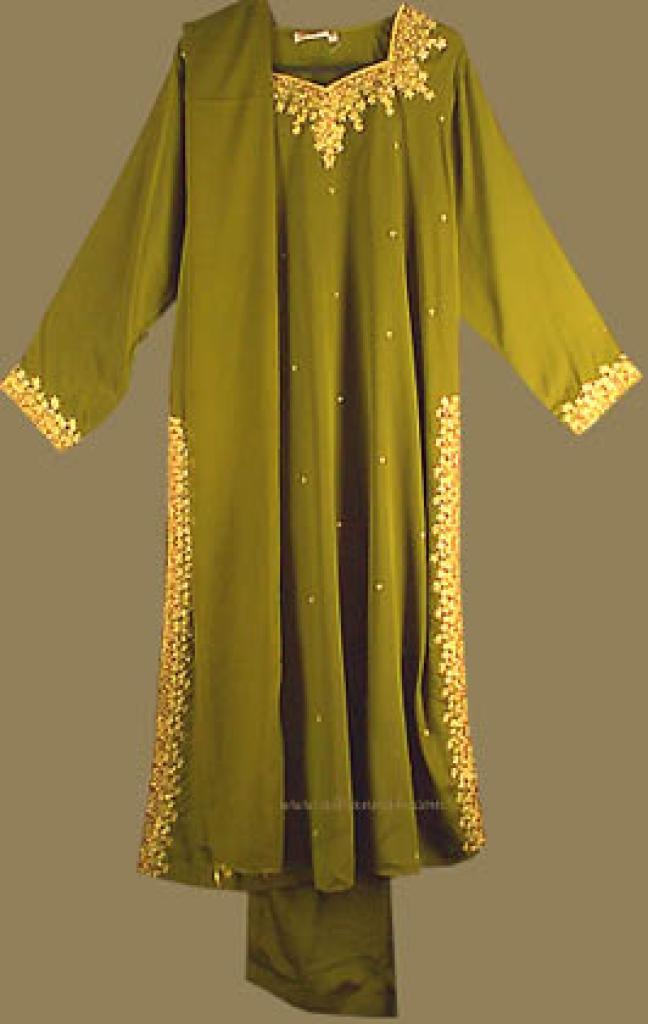 Traditional Embroidered Salwar Kameez sk524