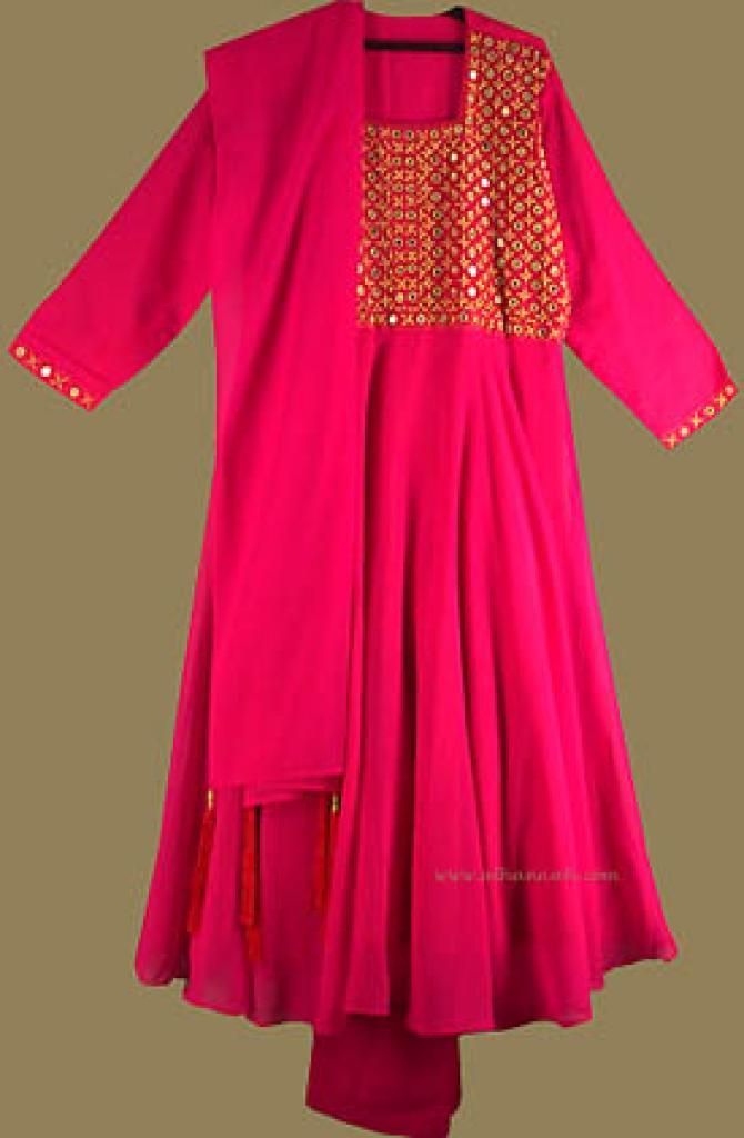 Chiffon Salwar Kameez sk526
