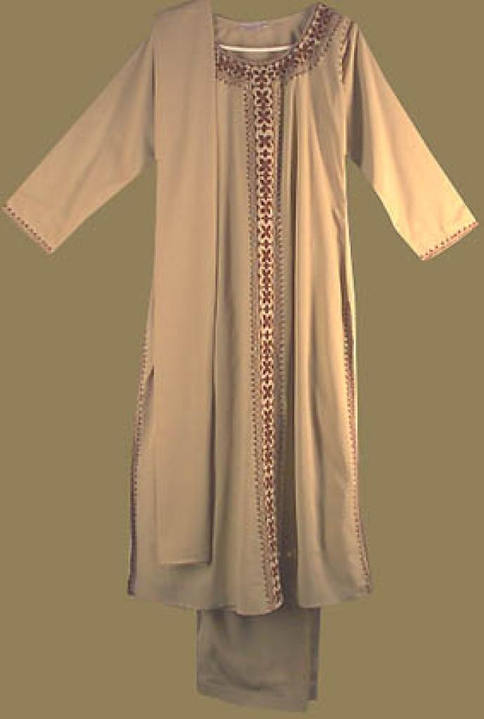 Traditional Embroidered Salwar Kameez sk531