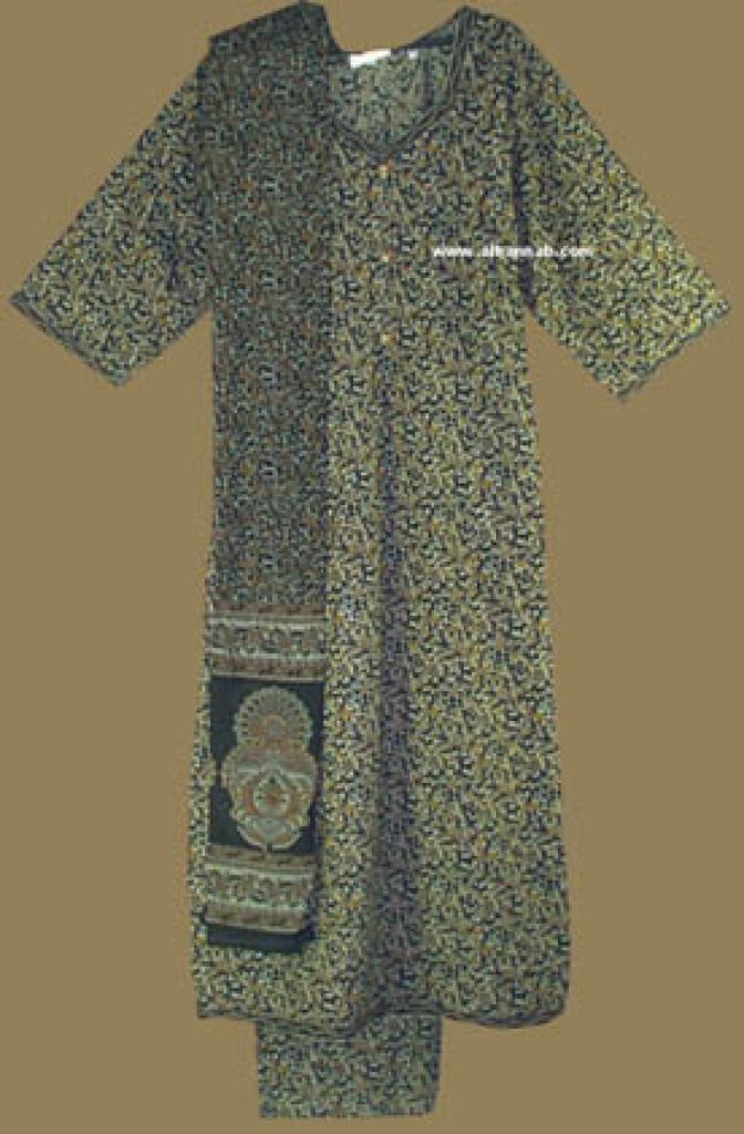 Traditional  Floral Salwar Kameez   sk542