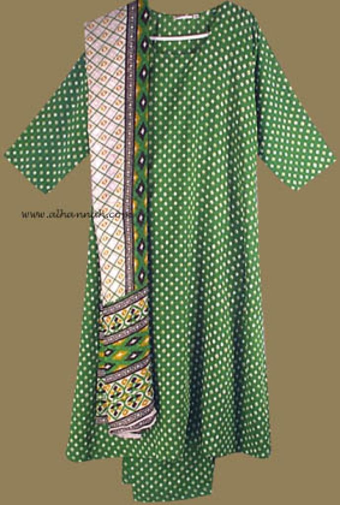 Traditional print Salwar Kameez   sk579