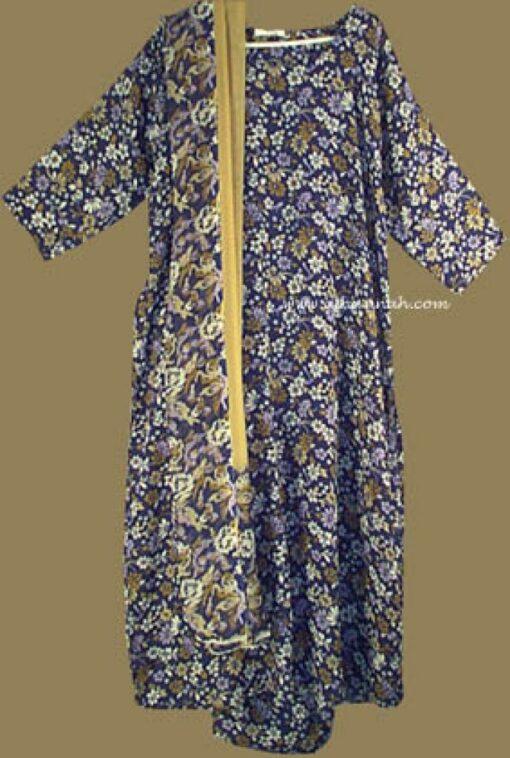 Traditional Floral  Salwar Kameez   sk593