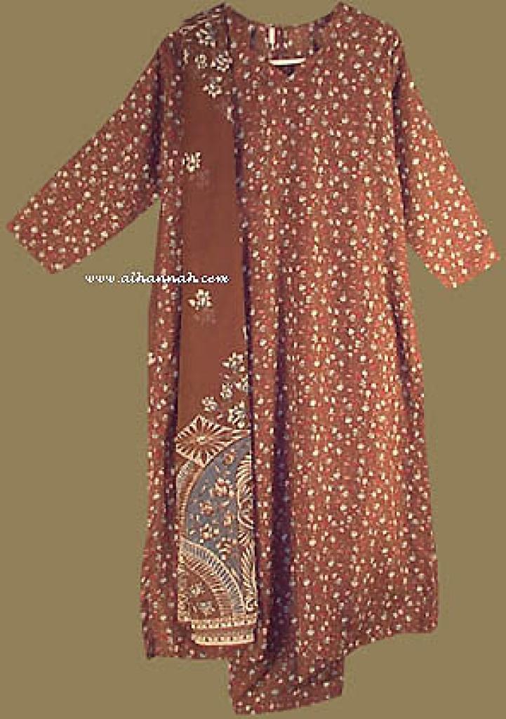 Traditional Floral Salwar Kameez   sk623