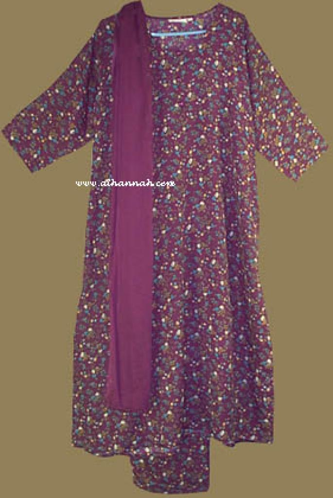 Traditional Floral Salwar Kameez sk625