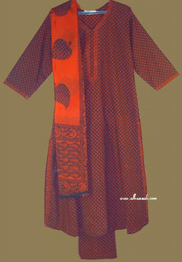 Traditional Floral Salwar Kameez  sk649