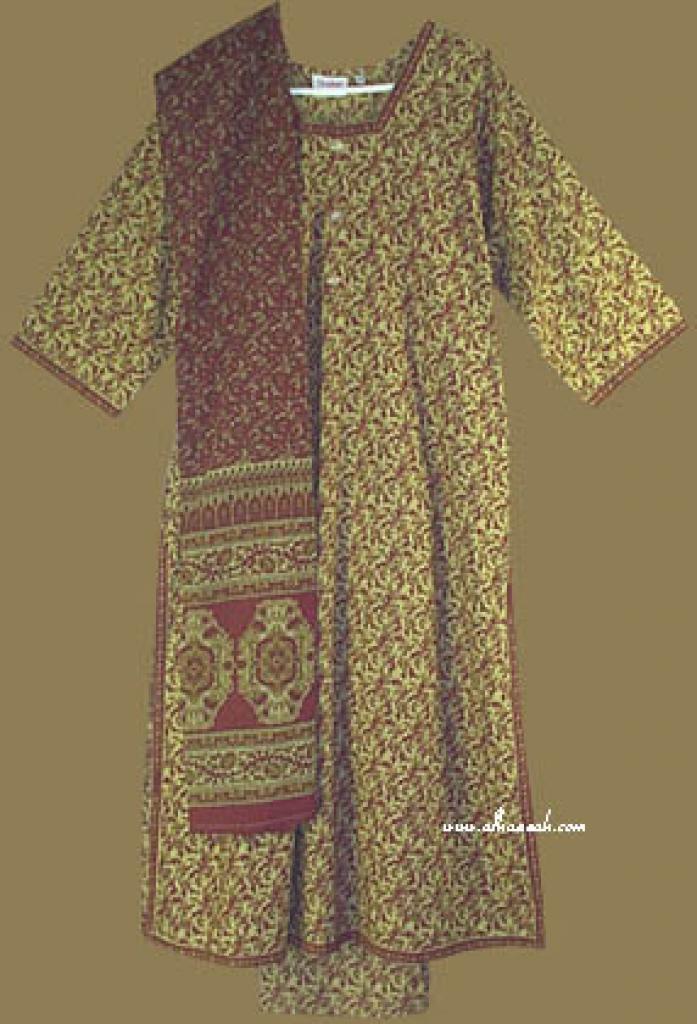 Traditional Floral Salwar Kameez  sk651