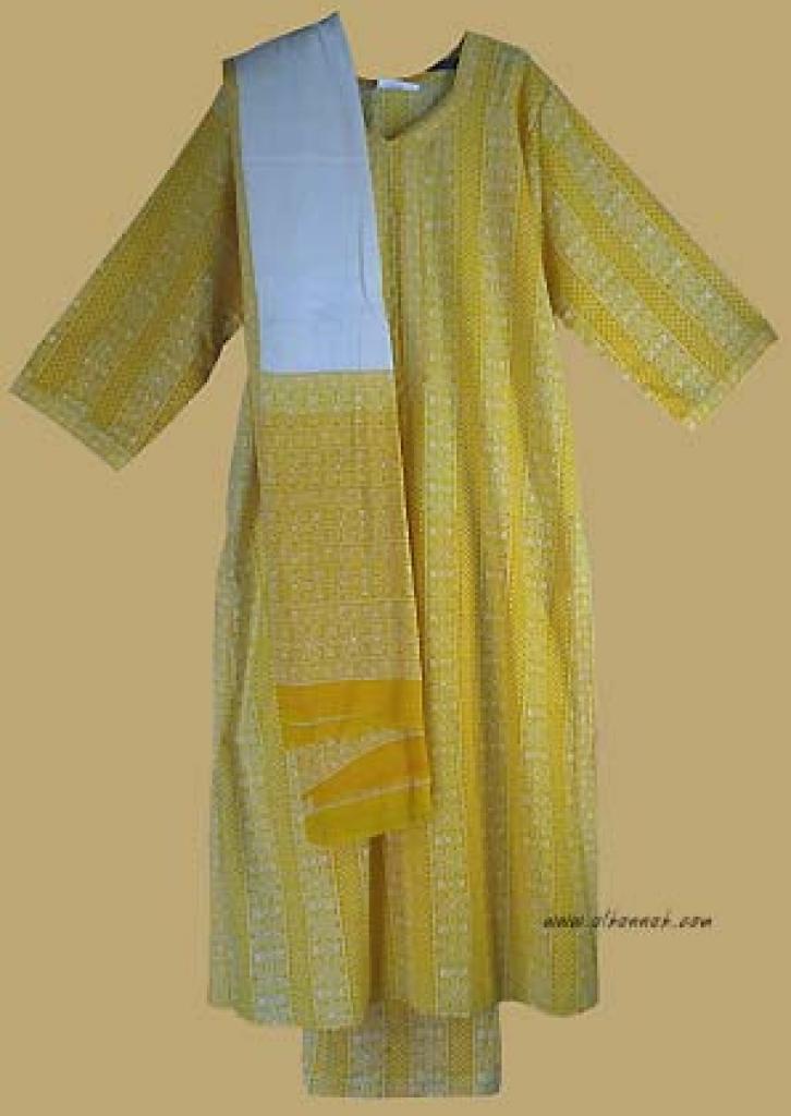 Traditional Print Salwar Kameez   sk704