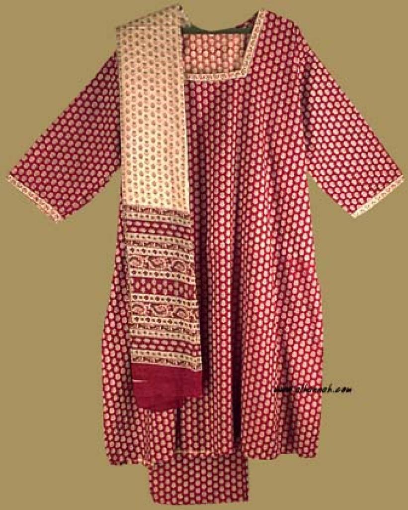 Traditional Floral Salwar Kameez sk720