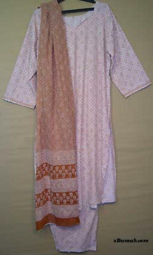 Traditional Printed Salwar Kameez sk804