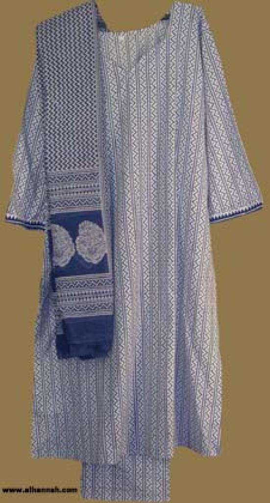 Traditional Cotton Salwar Kameez   sk822