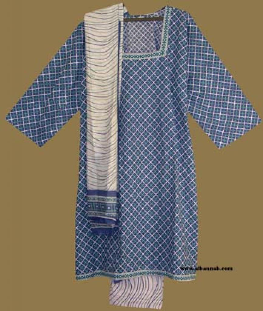 Traditional Cotton Salwar Kameez  sk845