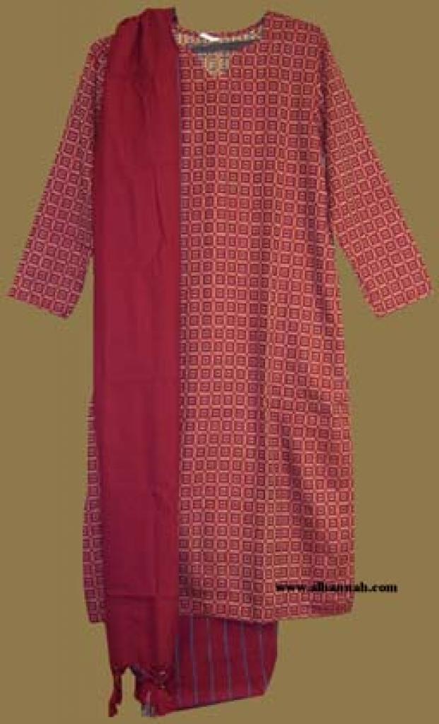 Traditional Pakistani Salwar Kameez sk852