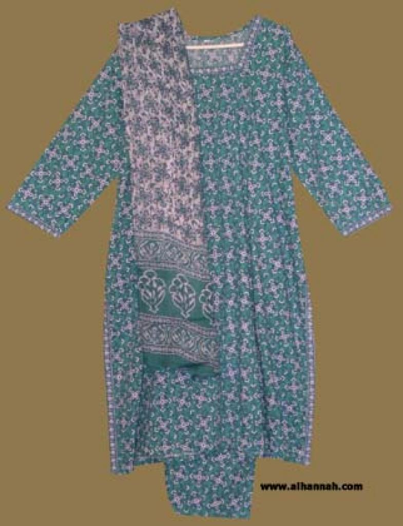 Traditional Cotton Salwar Kameez   sk856