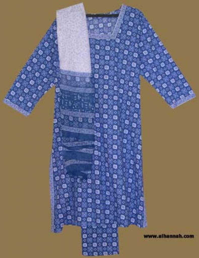 Traditional Cotton Salwar Kameez   sk857