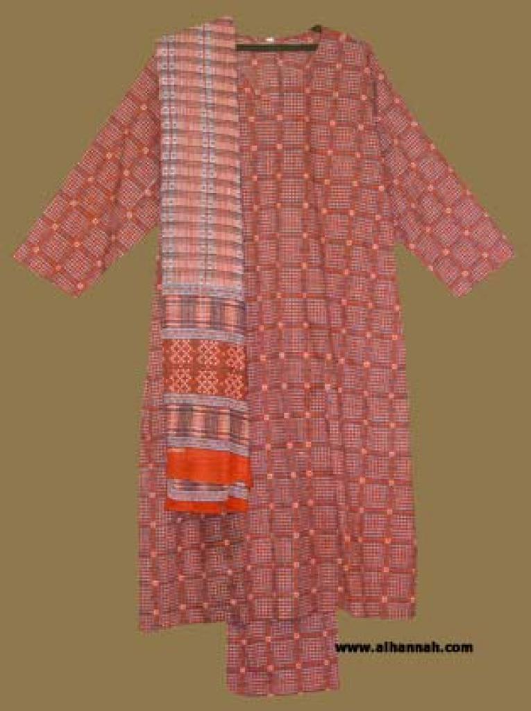 Traditional Cotton Salwar Kameez sk859