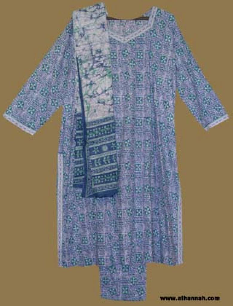 Traditional Cotton Salwar Kameez   sk860