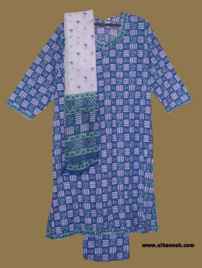 Traditional Cotton Salwar Kameez   sk862