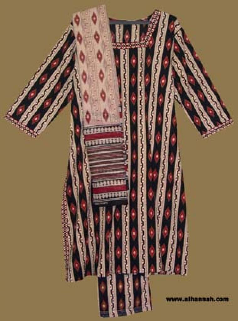 Traditional Cotton Salwar Kameez   sk864